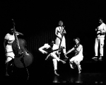 Boulouris Quintet Lausanne janvier  2002  Copyright:Mercedes Riedy Mention obligatoire